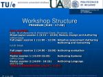 workshop structure12