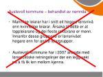 austevoll kommune behandlet av nemnda1