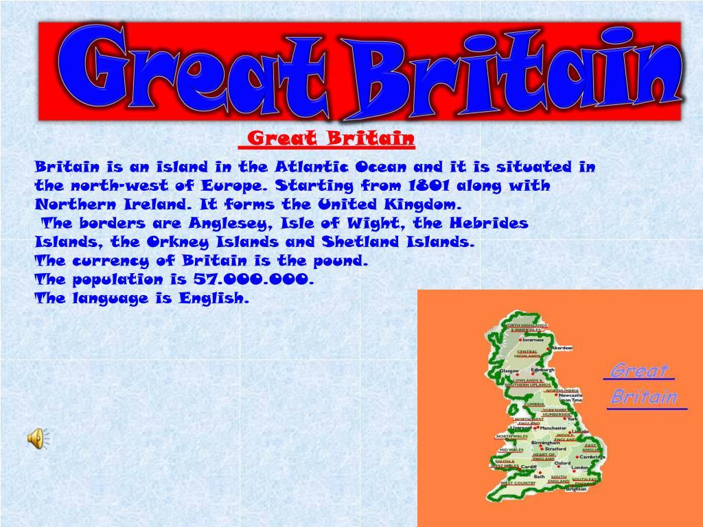great britain l.