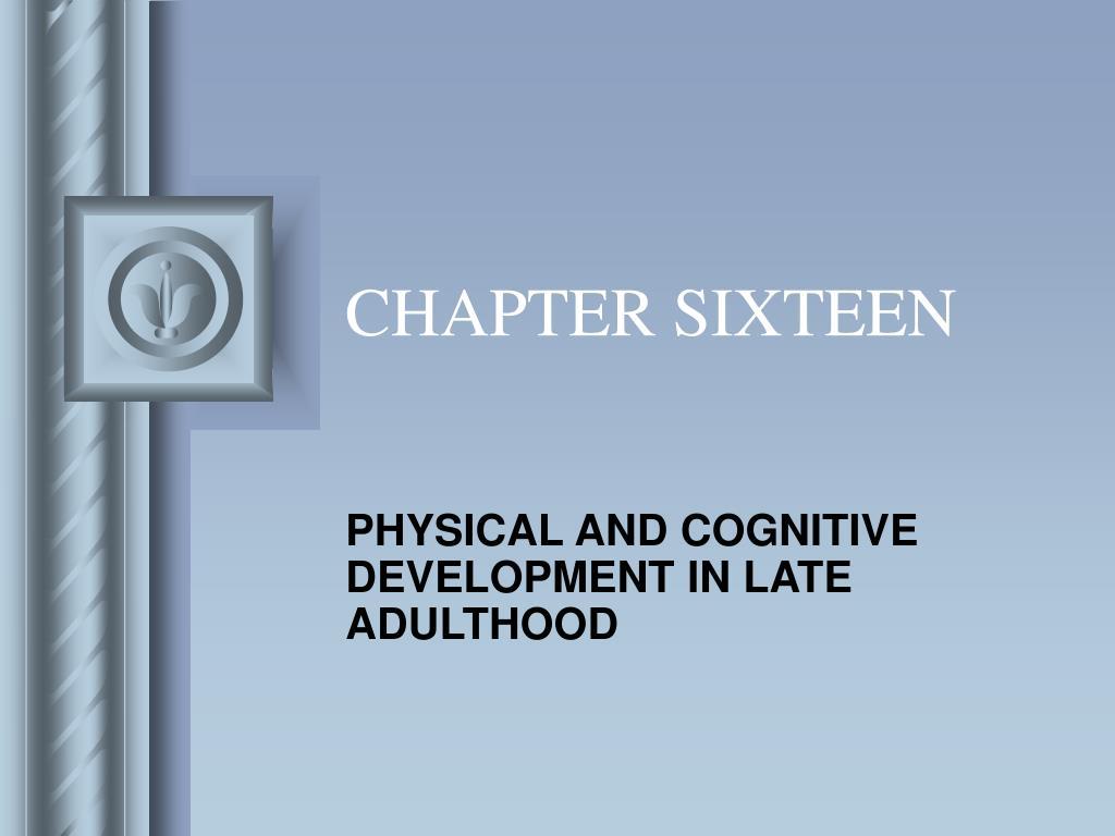 chapter sixteen l.