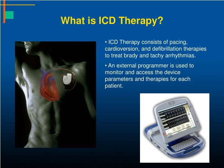 What is icd therapy