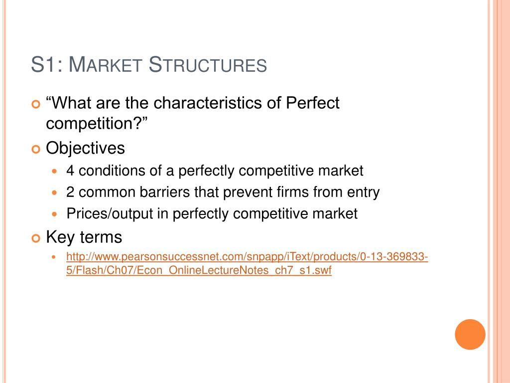 Ppt Chapter 7 Market Structures Powerpoint Presentation Free Download Id 864576