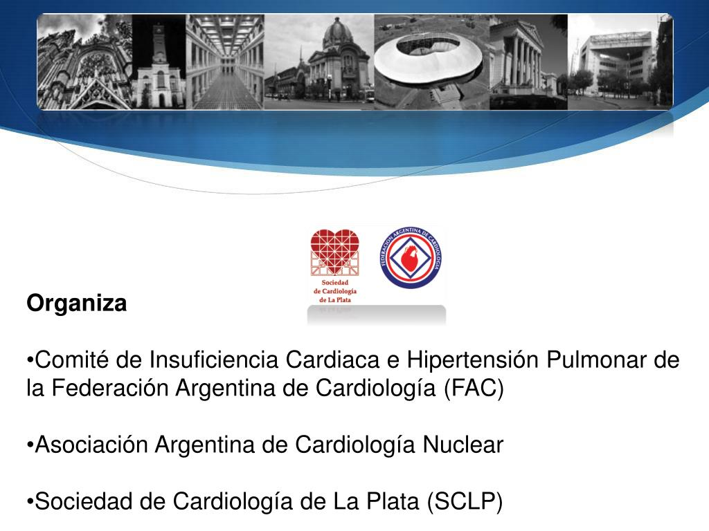 ICC secundaria a hipertensión pulmonar