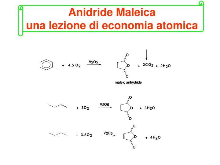 Anidride Maleica