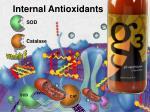 internal antioxidants