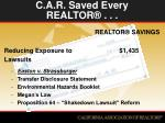 c a r saved every realtor2