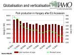 globalisation and verticalisation23