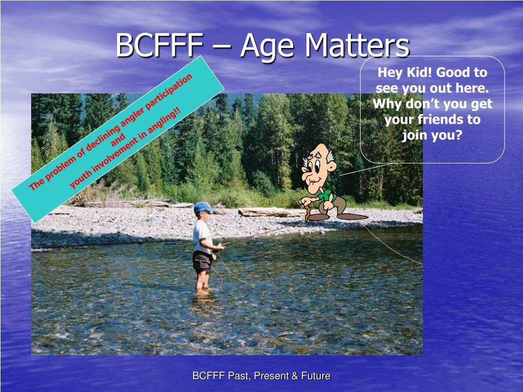 BCFFF – Age Matters