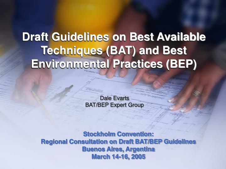 draft guidelines on best available techniques bat and best environmental practices bep n.