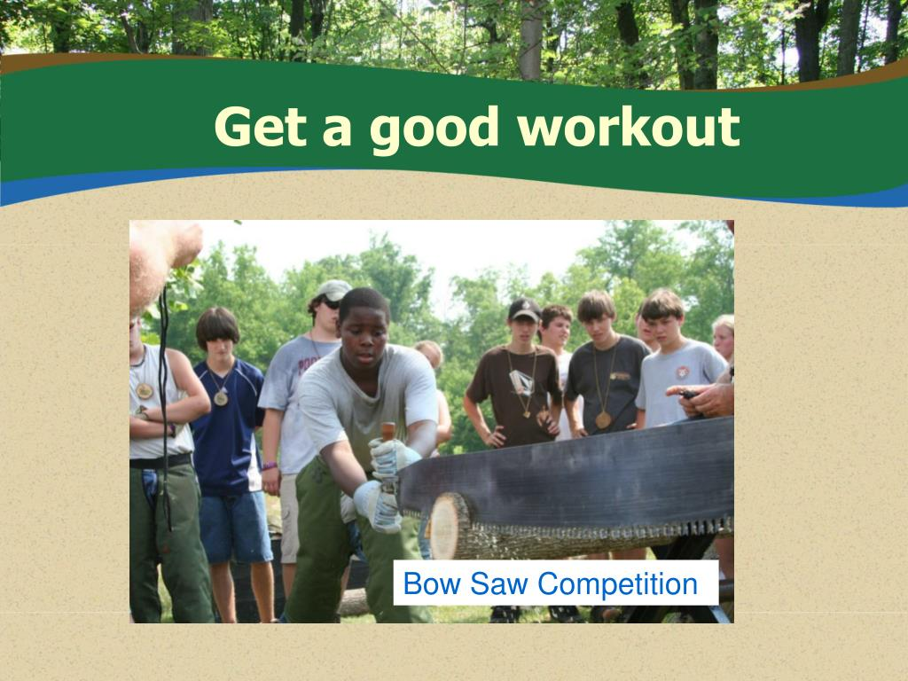 Get a good workout