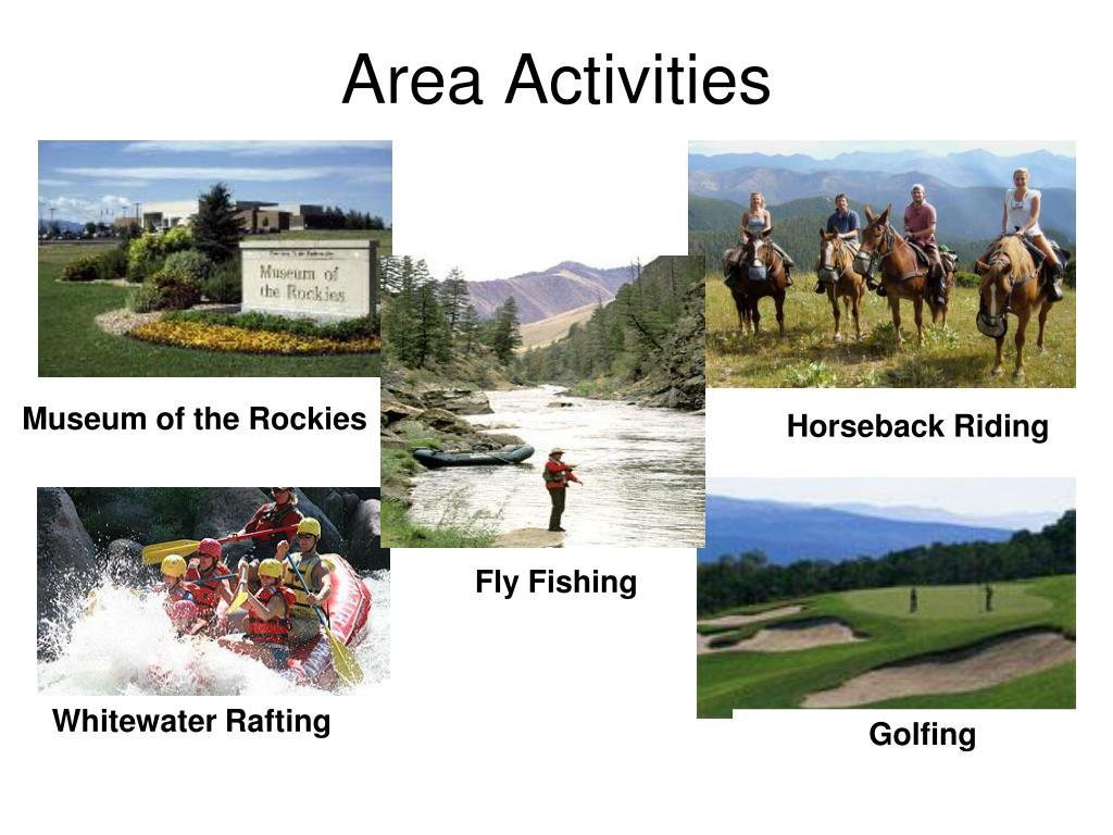 Area Activities