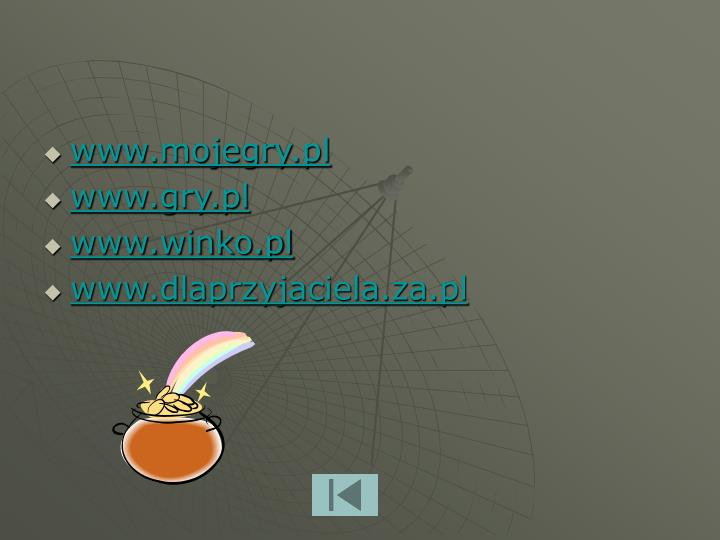 www.mojegry.pl