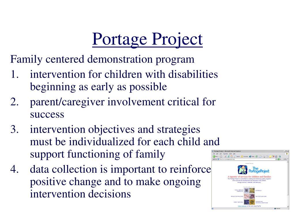 Portage Project
