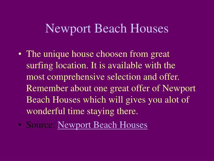 Newport beach houses2
