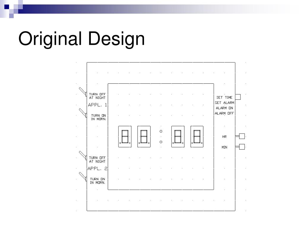 PPT - Sleep Easy Alarm Clock ECE 445 Senior Design