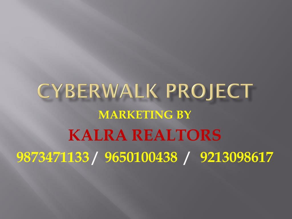 cyberwalk project l.