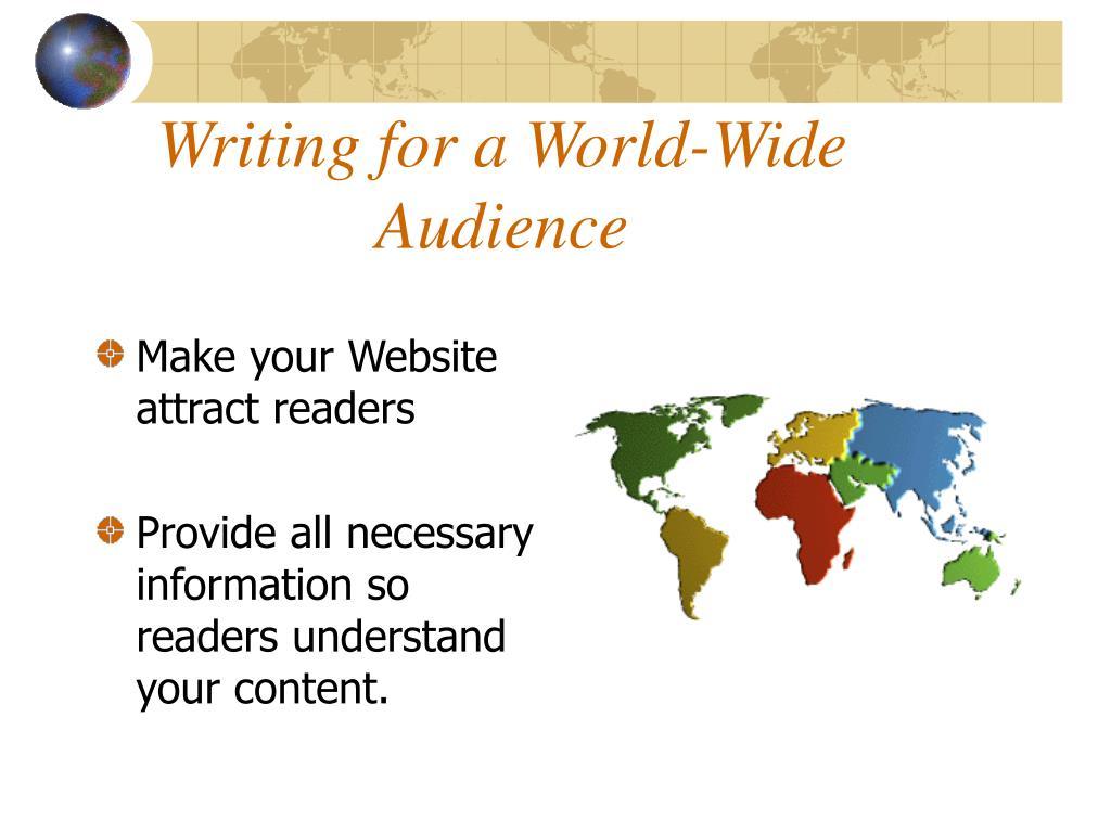 World wide web essay