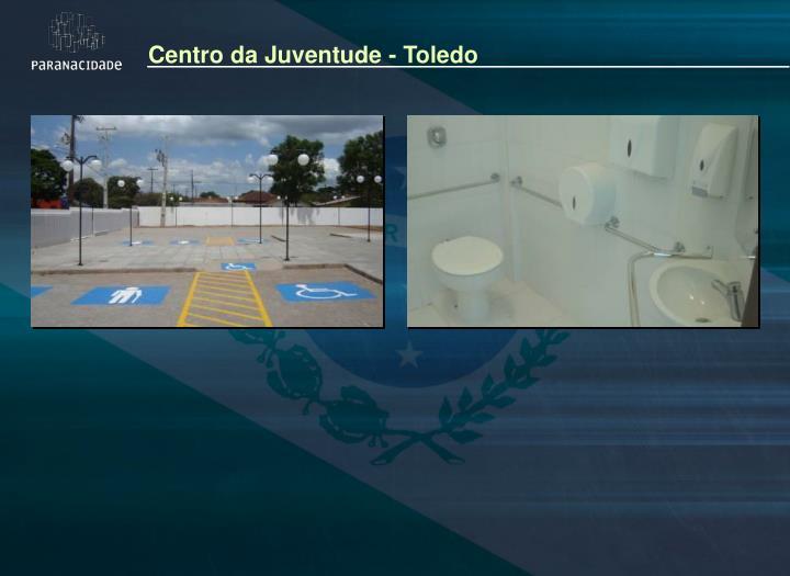 Centro da Juventude - Toledo