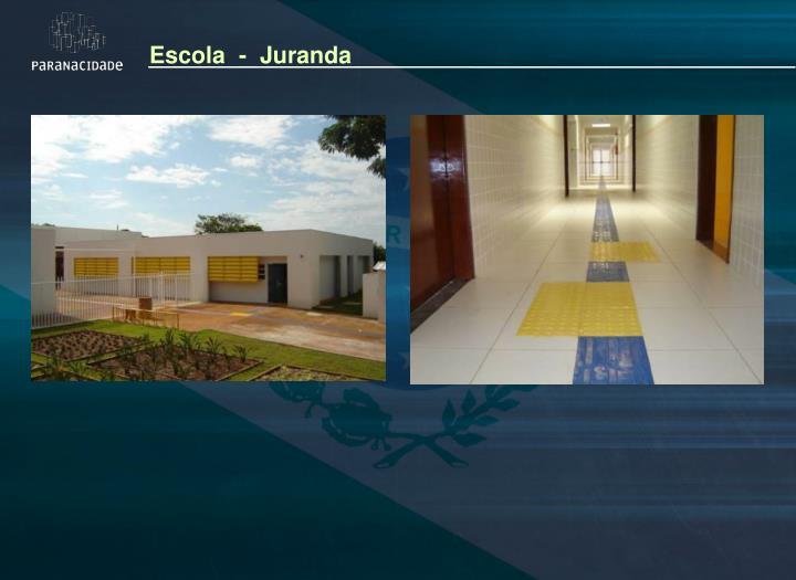 Escola  -  Juranda
