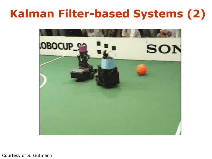Kalman Filter-based Systems (2)