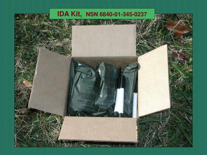 IDA Kit,