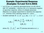 example experimental response examples 15 4 and 15 5 in isso