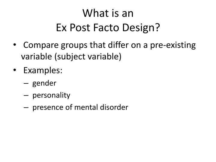 ex post facto example