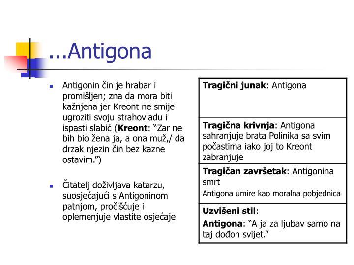 ...Antigona
