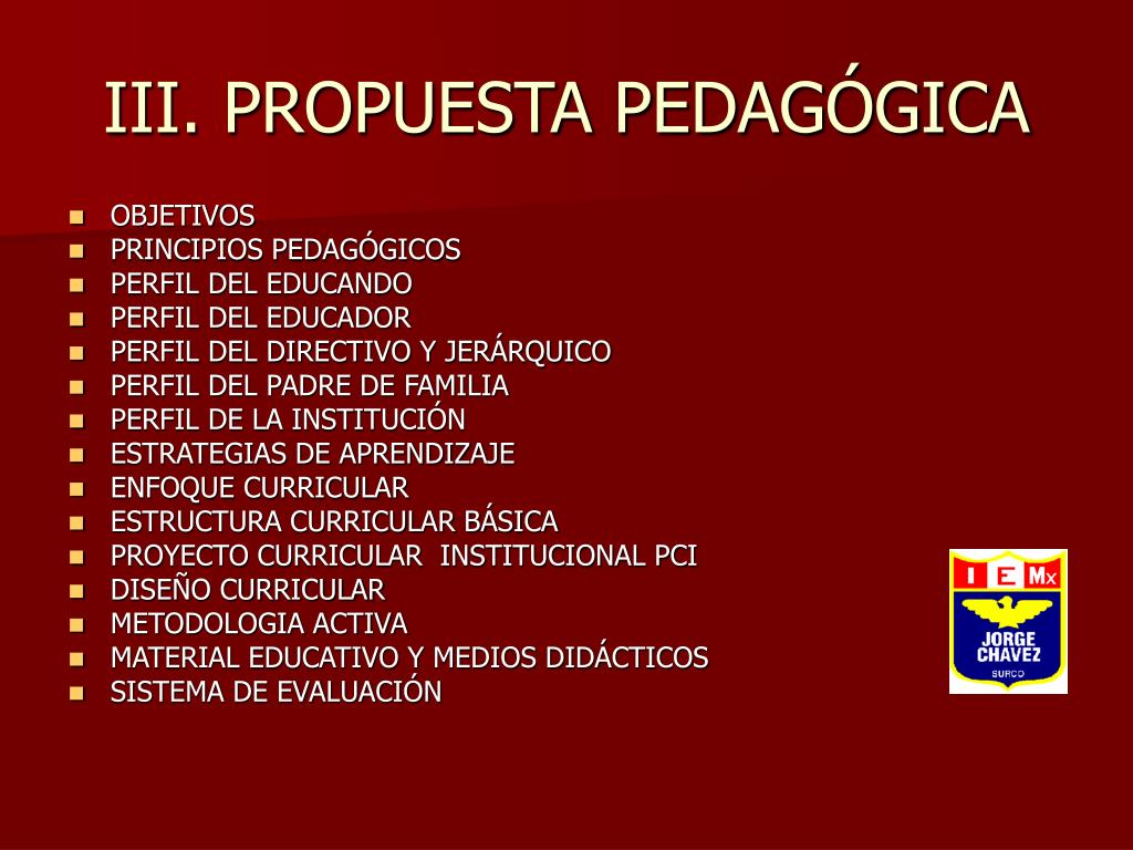 Ppt Proyecto Educativo Institucional Powerpoint
