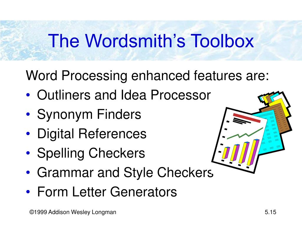 The Wordsmith's Toolbox