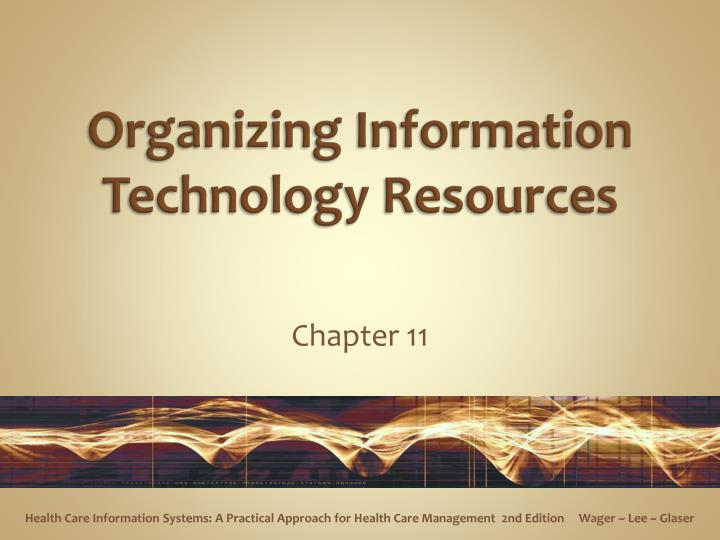 example of applying the four frames of organization to an information technology The opinions are that organization development is focused primarily on changing a whole system, for example, a team, departmental unit or organization, while change management is focused on the necessary changes among people in the organization in order to accomplish the overall change in the organization however, the phrase change management.