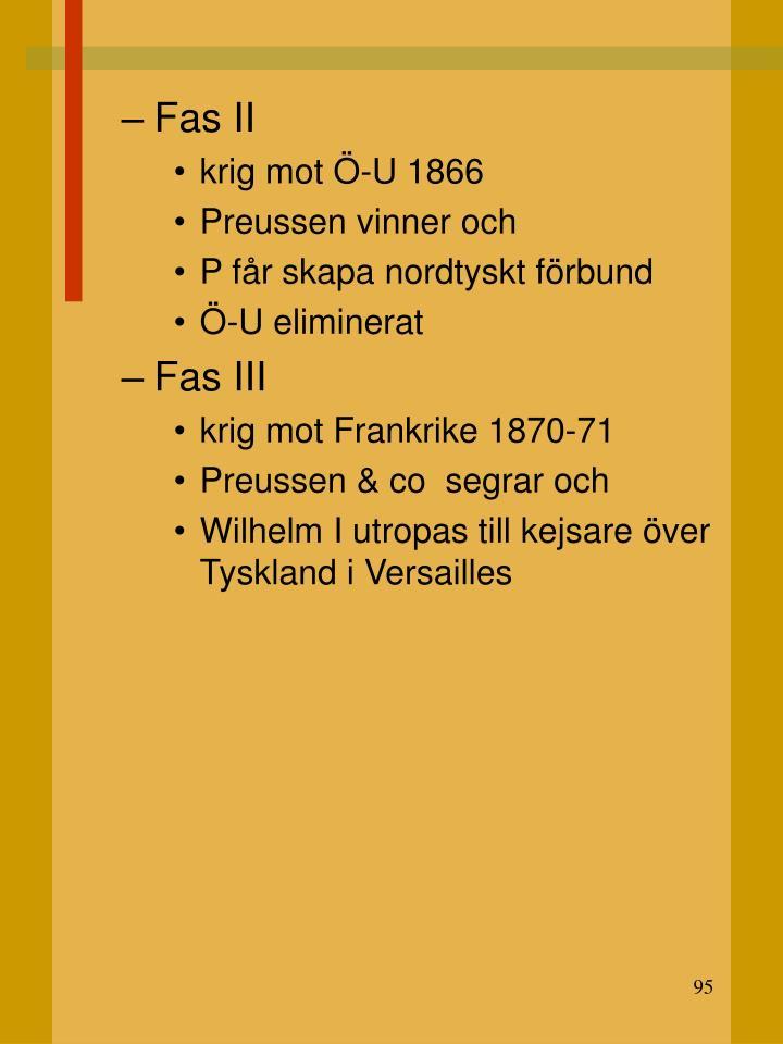 Fas II