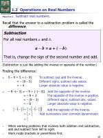 1 2 operations on real numbers1