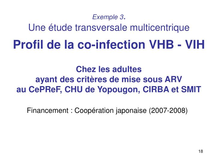 Exemple 3