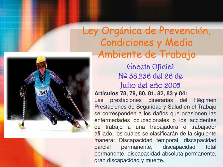 Ley Org