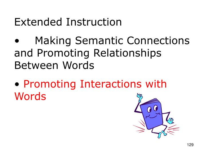 Extended Instruction