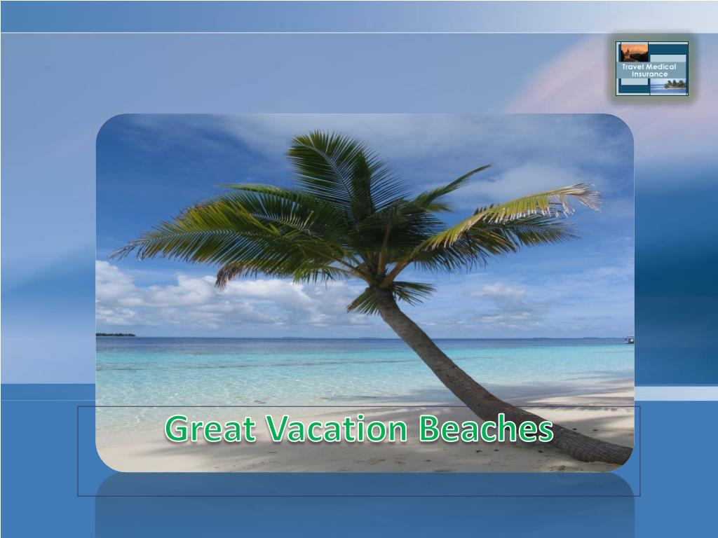 great vacation beaches l.