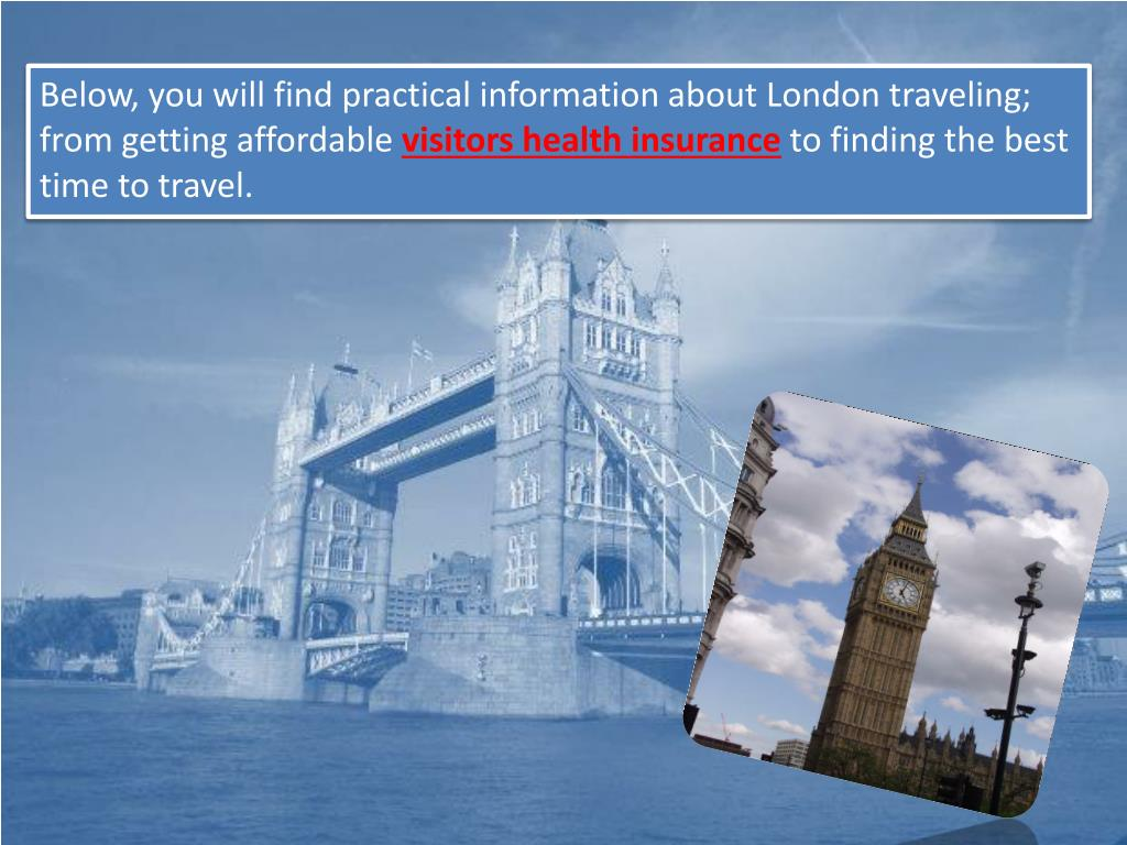 Below, you will find practical information about London traveling; from getting affordable