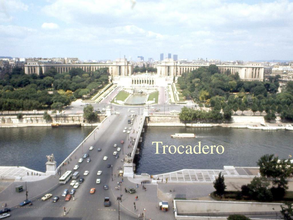 Trocadero