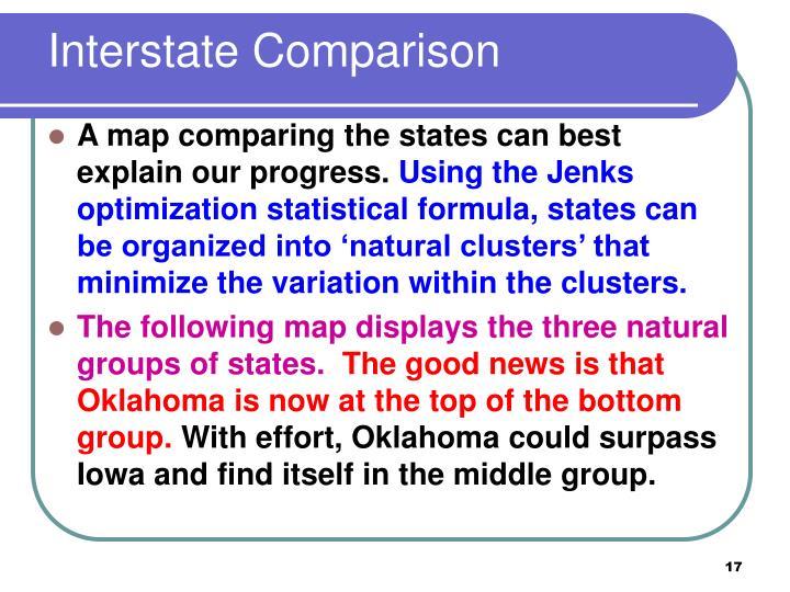 Interstate Comparison