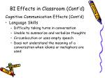 bi effects in classroom cont d2