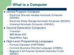 what is a computer6