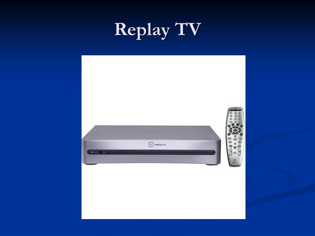 Replay TV