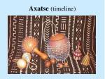 axatse timeline