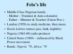 fela s life