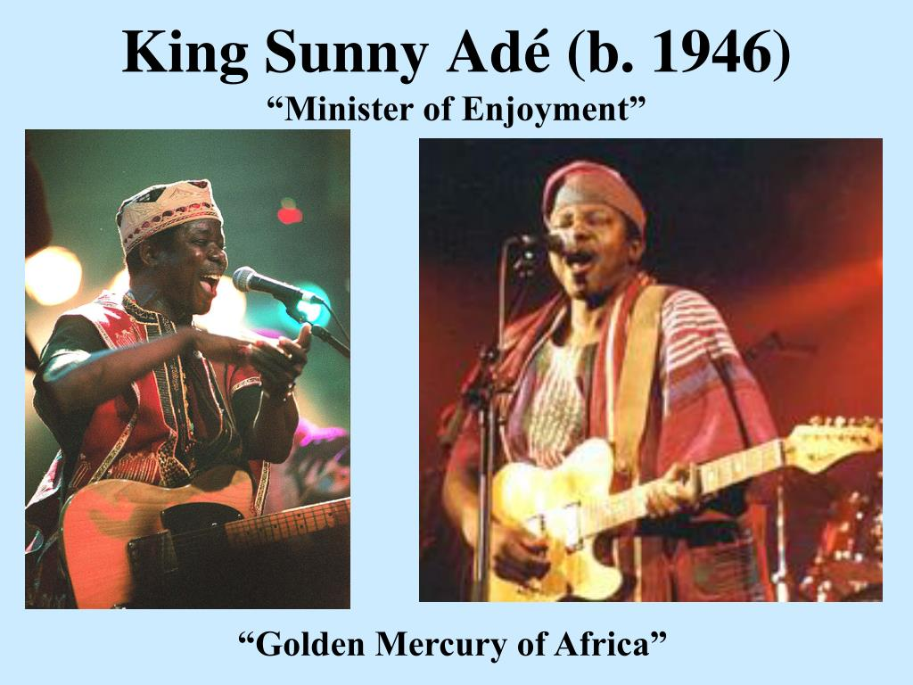 King Sunny Ad
