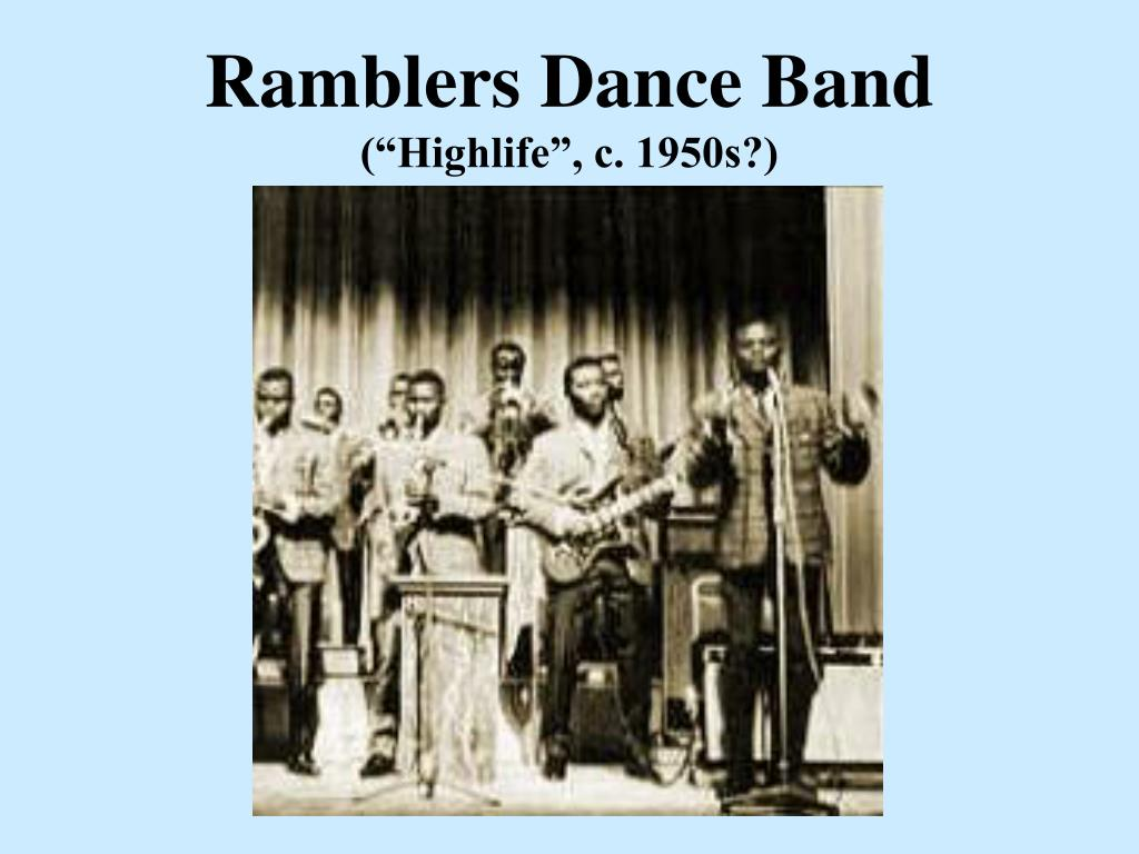 Ramblers Dance Band