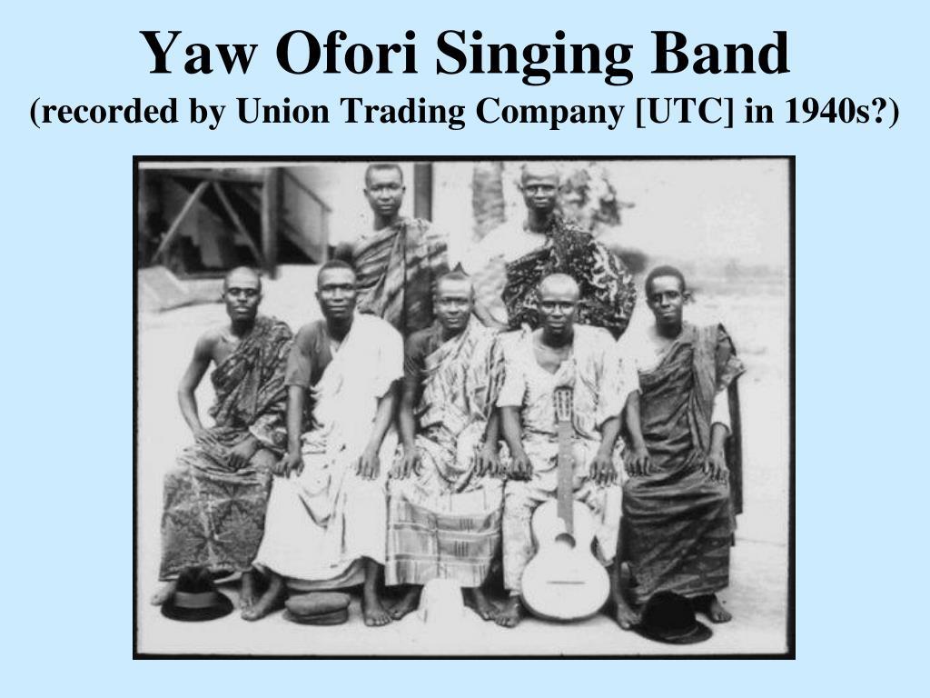 Yaw Ofori Singing Band