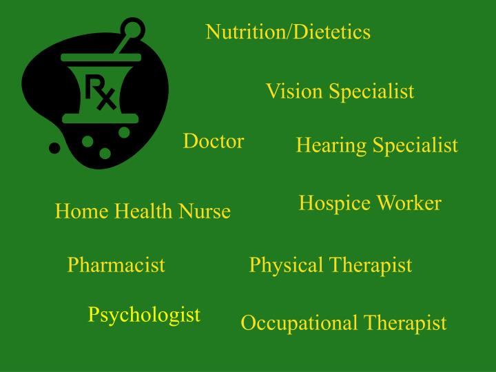 Nutrition/Dietetics