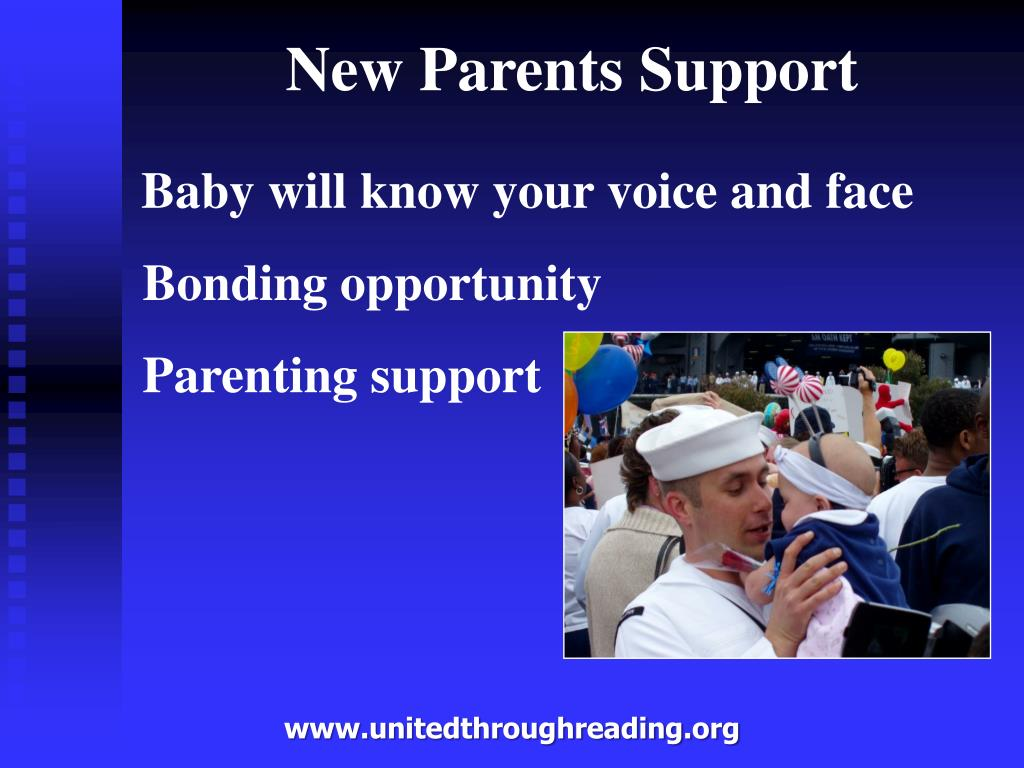 New Parents Support